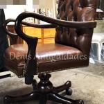 cadeira inglesa giratoria 1