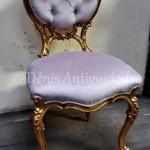 cadeira luis xv decorativa